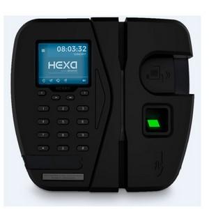 Registro de ponto eletrônico biométrico